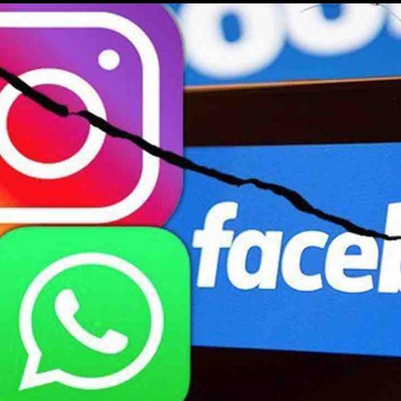 Facebook, WhatsApp e Instagram down!