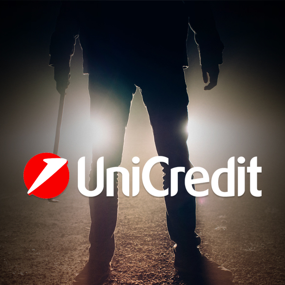 Unicredit abbandona i social network!